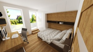 3d návrh študentskej izby