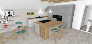 Kuchyna na mieru