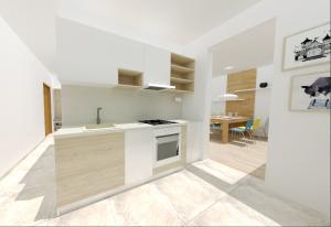 navrh kuchyne