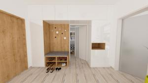 dizajnove skrine do chodby